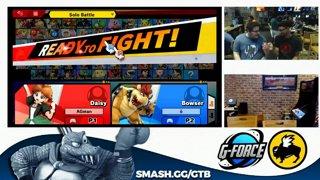 GForceGG - GatorLAN Fall 2017 - Smash 64 Losers Top 8, Sigh