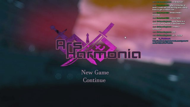 Personal Favourites of the Indie Game Maker Contest - Ars Harmonia