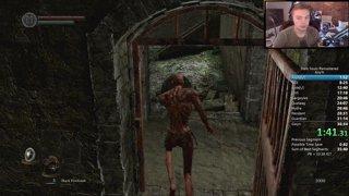 Dark Souls Remastered - Speedruns to get good @Elajjaz