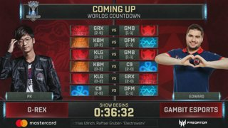 2018 World Championship: Play-In Day 3