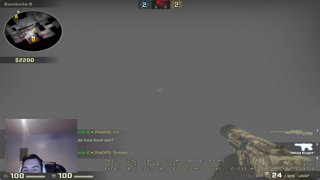 Guardian no scope. Rushing with awp S1mple style and some ScreaM ak 1 taps