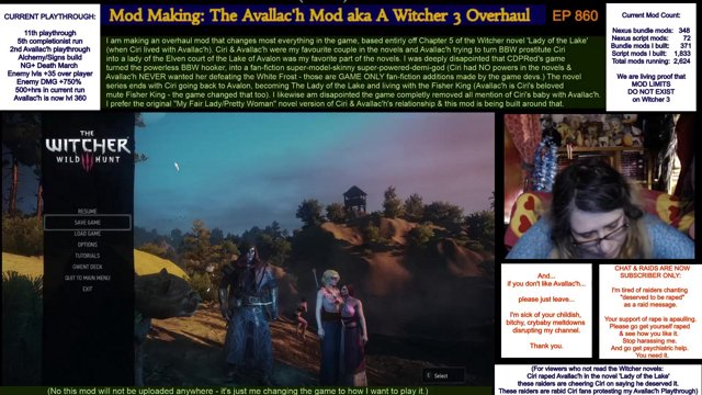 We turned Velen into Acadia National Park (Mt Desert Island, Maine) -  Witcher 3 EP 860 - plus Isilira & Tulip can talk now too