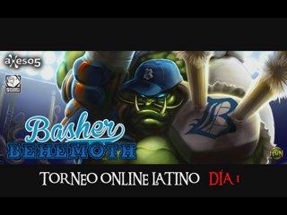 видео: Torneo Online Global - Octubre 2013 Dia 1