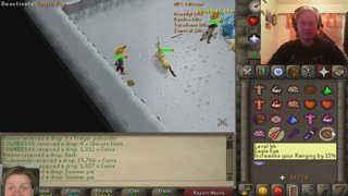 Temppainen 3 Man Armadyl Crossbow Feat Manly Reaction Part 2