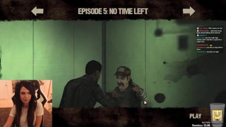 Ending of Walking Dead Season 1