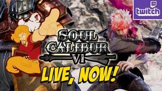 Soul Calibur VI Beta Finale & More Later - Asus Giveaway -> http://bit.ly/RazerMAX  (Sun 9-30)