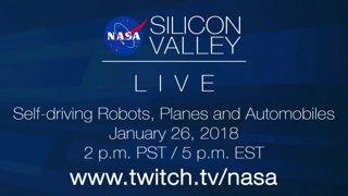 NASA in Silicon Valley Live - Episode 02