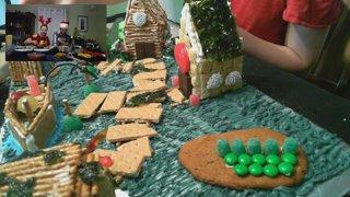 Gingerdead House w/ Kryae!