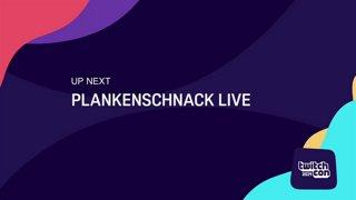 TwitchCon Europe 2019 - Plankenschnack Live