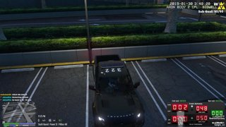 Highlight: NoPixel | Cpl Jason Bidwell | Jan 30th | Final Stream B4 Break