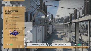 (EN) Winstrike vs Gambit Youngsters | map 3 | Loot.bet/CS Season 3 | by @oversiard & @VortexKieran