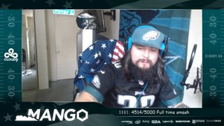 Why mang0 loves the eagles