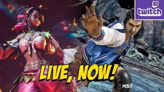 Pullum Purna, Vulcano Rosso & Tekken 7 Season 2 Begins - ASUS Giveaway -> http://bit.ly/asusMax3 (Weds 9-5)