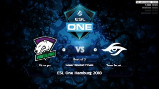 Full: [LIVE-THAI] 🏆 ESL One Hamburg - Finals - 28/10/18 - Cyberclasher
