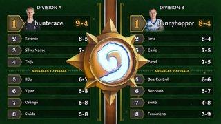BoarControl vs Seiko - Hearthstone Grandmasters Europe S2 2019 - Week 7