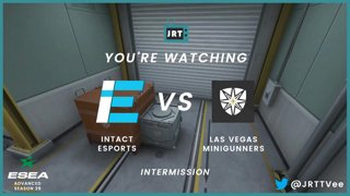 Highlight: iNTACT vs Las Vegas MiniGunners