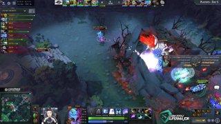 Virtus.pro vs Optic Gaming China Dota2 Supermajor Main Event Day 1 Lower Bracket