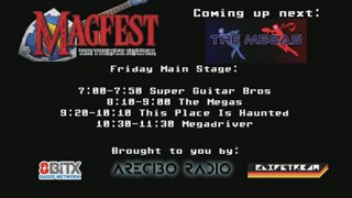 MAGFest 12 - Main Stage - Friday - The Megas, This Place is Haunted