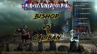 Яркий момент: The Synergy of Daddies 2 qualification 2nd round / Bishop vs Caliban / Diamond no rules