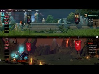 видео: 3 MSK   EHOME vs Royal Never Give Up   TI9: CN Closed Qualifier   bo3 by Adekvat & Eiritel