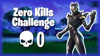 Zero Kills Challenge