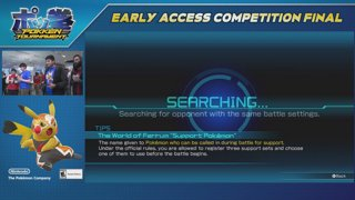 Pokkén Tournament Early Access Finals