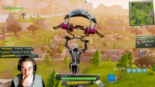 FORTNITE ☔ | DOUBLE PUMP BULLY | SOLO GAME |