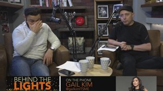 Pro Wrestling Chat with Anthony, Iceman and GAIL KIM! Behind The Lights: Episode 49
