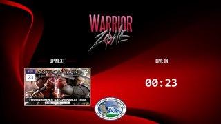 Highlight: Soulcalibur VI Tournament   Joint Base Lewis-McChord, WA   Warrior Zone   #ArmyEsports