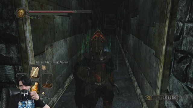 manvsgame the greed returns twitch