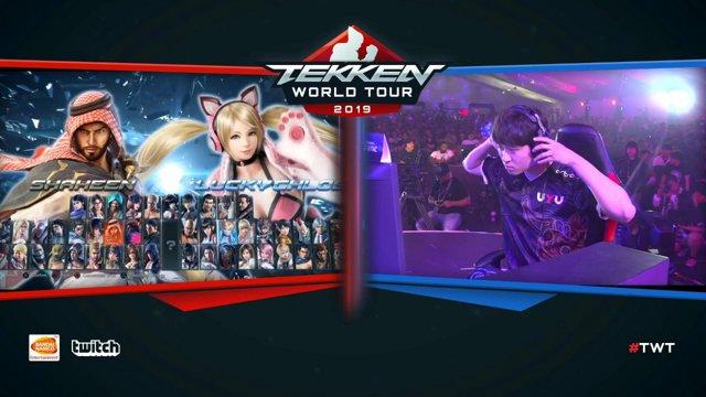 Tekken 7: UYU | LowHigh vs. AMPLFY | Rangchu - REV Major 2019 - Top 8 8