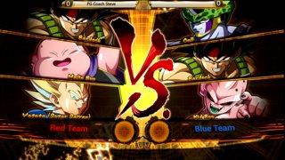 TSL 4 Dragon Ball Fighterz Summit Edition - PG Coach Steve vs  PSRK NicoMaki