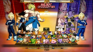 TSL 4 Dragon Ball Fighterz Summit Edition - Scamby vs Double L