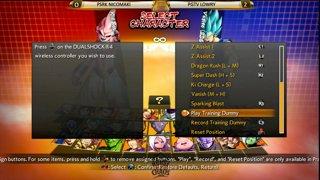 TSL 4 Dragon Ball Fighterz Summit Edition - AU Lowry vs Double L