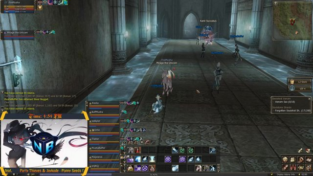 Highlight: Chilling Lineage II Classic