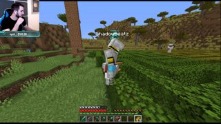 Highlight: MINECRAFT MONDAY with The Crew!  YAHYEEE!!
