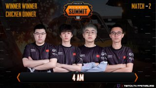 FACEIT PUBG Global Summit Group Stage Day : 1