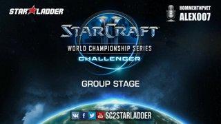 #2 [RU] WCS Challenger EU Group C - Lambo (Z) vs Clem (T)