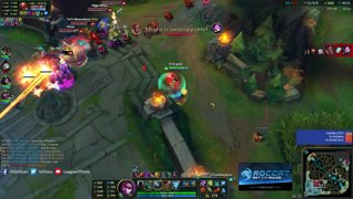 Clutch Vayne + Karma plays