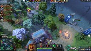 VGJ Thunder vs The Final Tribe China Dota2 Supermajor Playoffs Day 2 (Lower bracket )