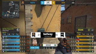 CS:GO - Fnatic vs. MIBR [Inferno] Map 1 - Group B - ESL One Cologne 2019