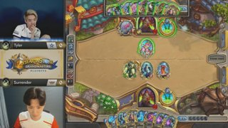 Hearthstone Grandmasters Asia-Pacific - Playoffs Day 2