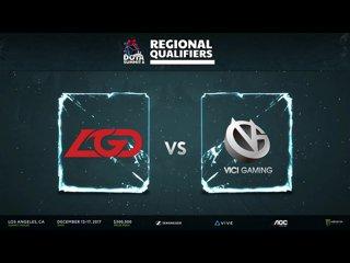 видео: LGD vs VG, 1