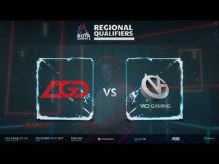 видео: LGD vs VG, 2