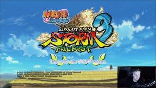 Naruto Ultimate Ninja Storm 3. Part 1