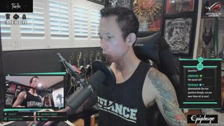 Matt Heafy [Trivium] | I AM HOME! | 3pm et Practice! |  !merch