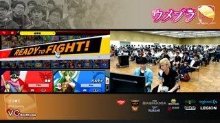 Umebura SP4 SSBU - Tsu (Hero, Lucario) Vs. Abadango (Palutena) Smash Ultimate Tournament Top 24