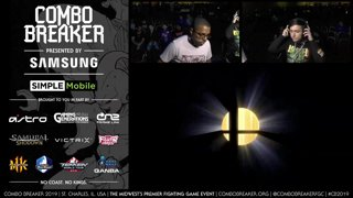 CB 2019 SSBU - G munny (Young Link) Vs. Notched (Donkey Kong) Smash Ultimate Tournament Pools