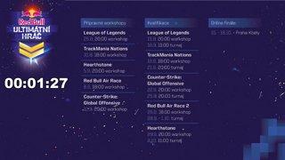 Red Bull Ultimátny Hráč - Workshop CS:GO
