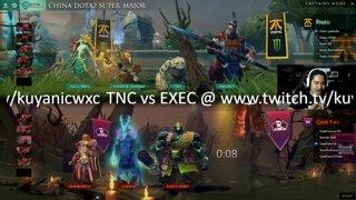 Fnatic vs Geek Fam Game 1 (BO2) | China Dota2 Supermajor SEA Qualifiers